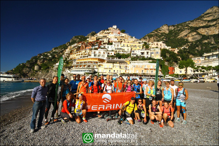amalfi coast trail 2016
