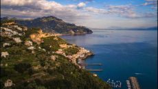 Amalfi Coast Trail Mandala Trail Running Experience Italy Holiday Trip IMG