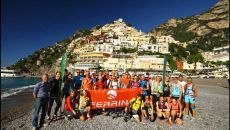Positano Beach Ferrino Path Of The Gods Agerola Amalfi Coast Trail Mandala Trail Running Experience Italy Holiday TripIMG